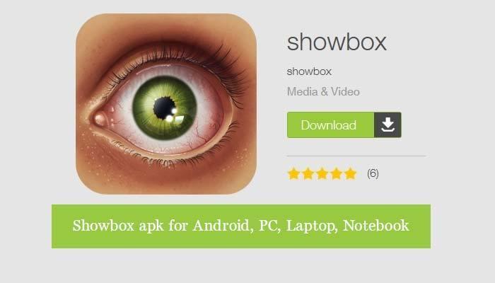 descargar películas en show box