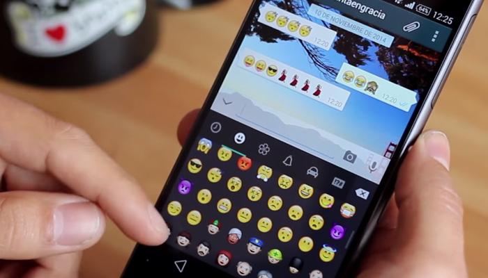 emoji teclados
