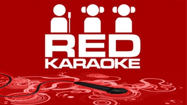 a cantar con red karaoke