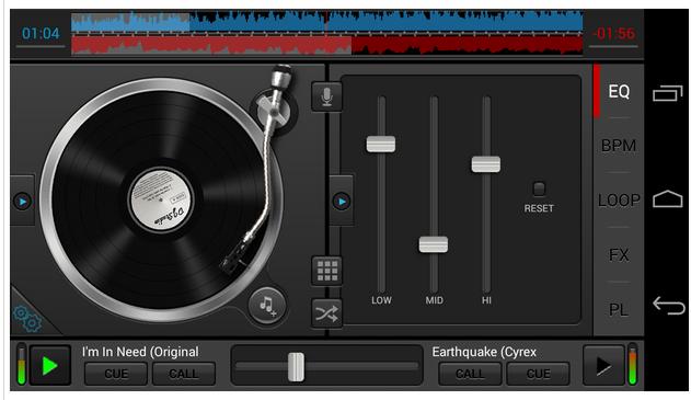 para mezcla música en donde estés