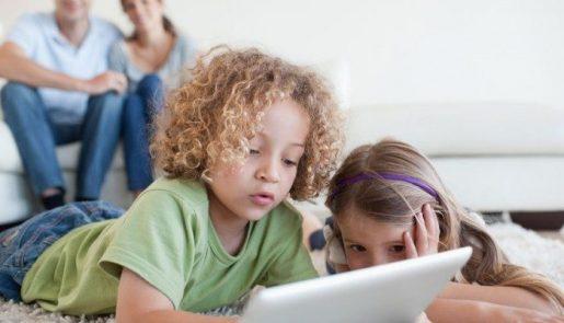aplicaciones para niños d la casa