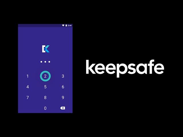 ocultar archivos con keep safe