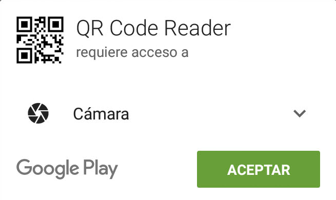 escanear código qr con code reader