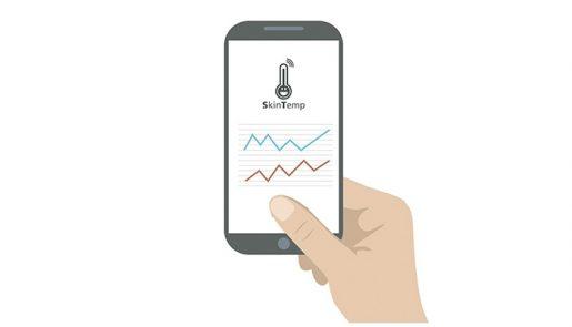 medir la temperatura con nuestro dispositivo o tableta