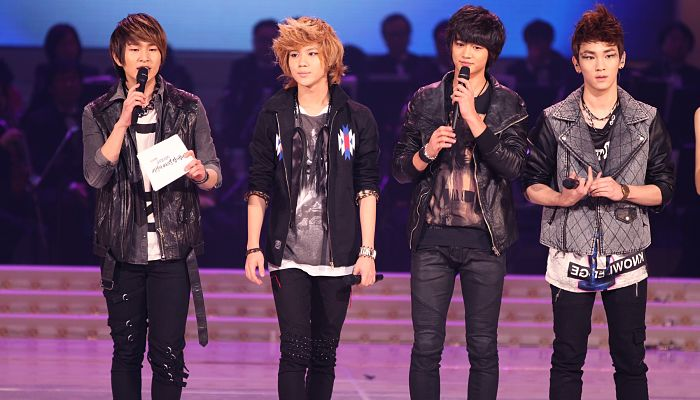 grupos de kpop surcoreano