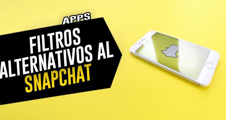 Todo sobre aplicaciones para filtros alternativos al snapchat