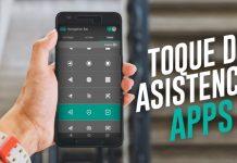 Todo sobre toques de asistencia en Android