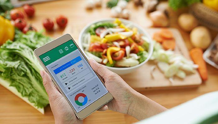 aplicaciones para medir calorías