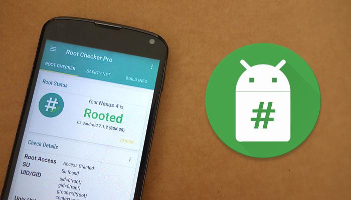 aplicaciones para rootear tú celular