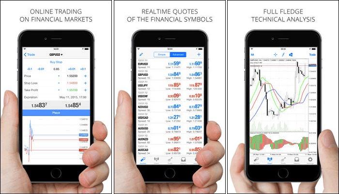 Aplicaciones Para Trading