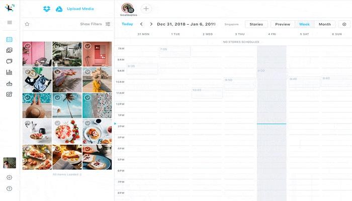 aplicaciones para historias de instagram