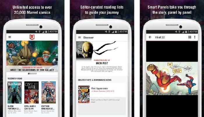 Aplicaciones Para Leer Comics