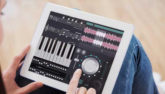 Aplicaciones para partituras
