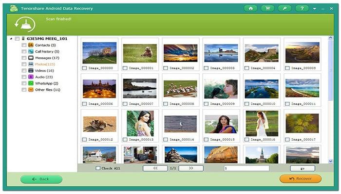 apps para recuperar vídeos