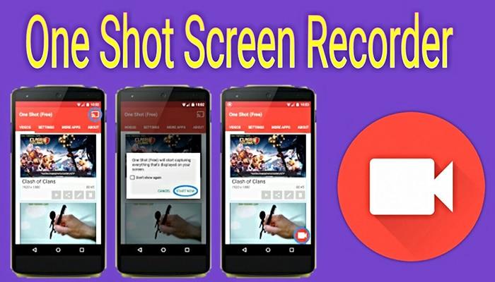 OneShotScreenRecorder