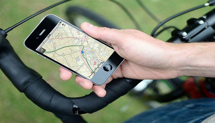 aplicaciones para rutas de bicicletas