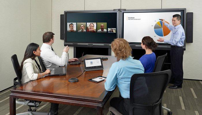 aplicaciones para hacer videoconferencias