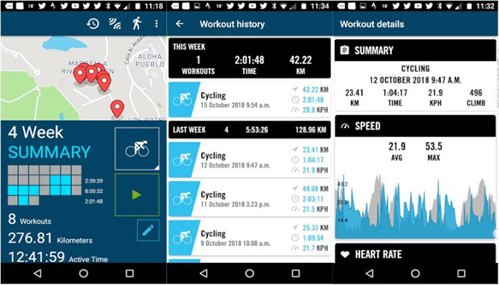 app para ciclistas gratis