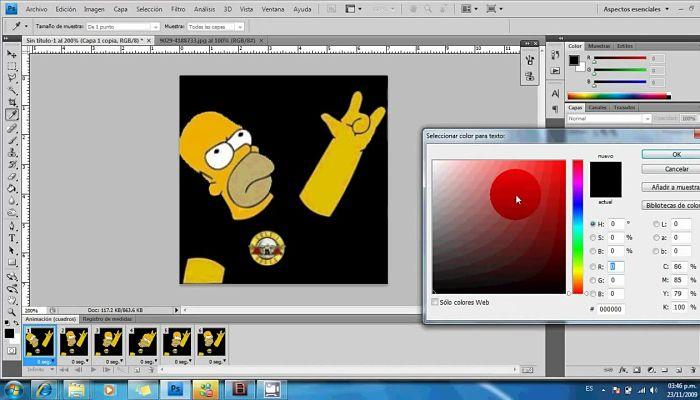 aplicaciones para videos animados