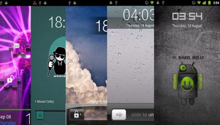 aplicaciones para bloquear pantalla