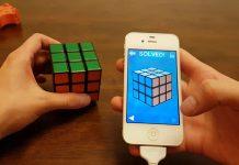 Aplicaciones para cubo rubik
