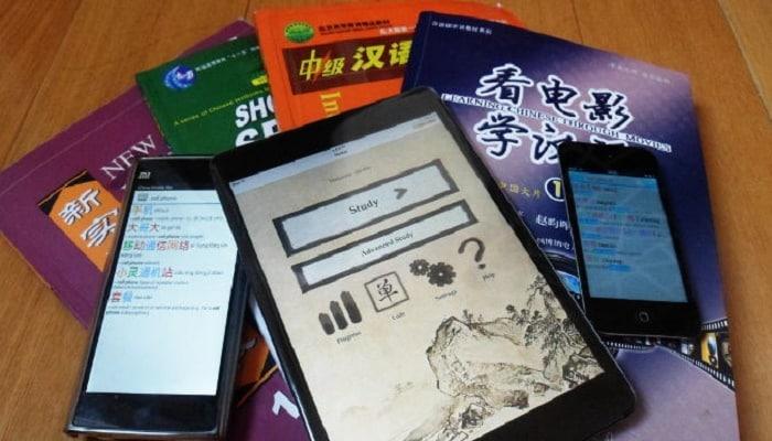aplicaciones para aprender mandarín