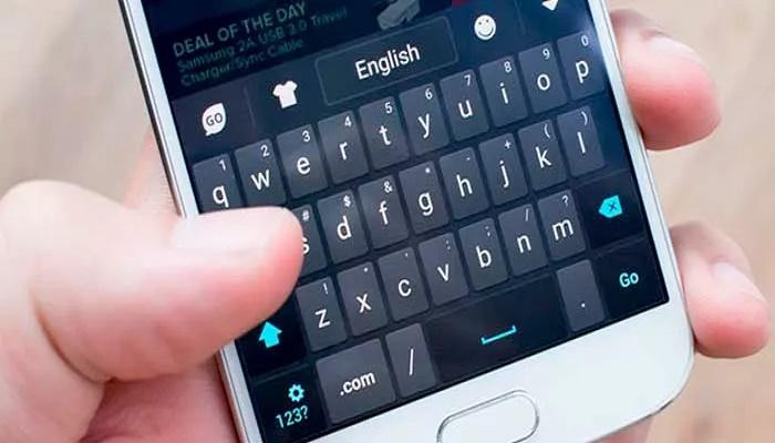 aplicaciones de teclado
