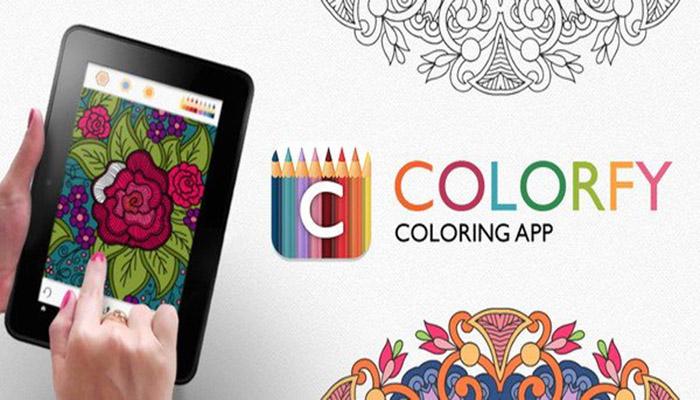 App para colorear