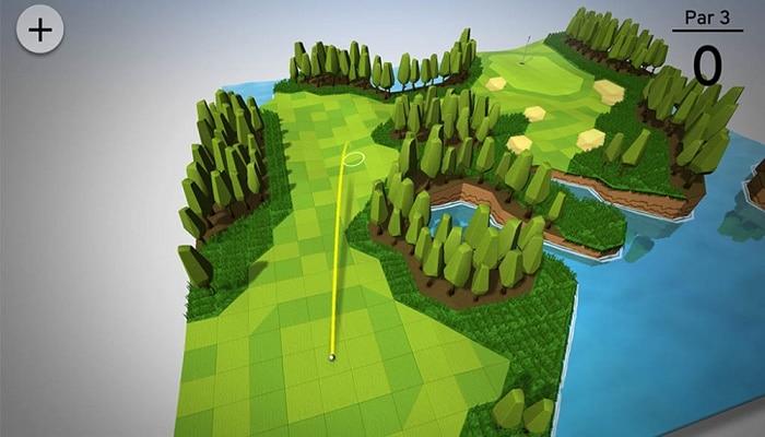 aplicaciones para juegos de golf