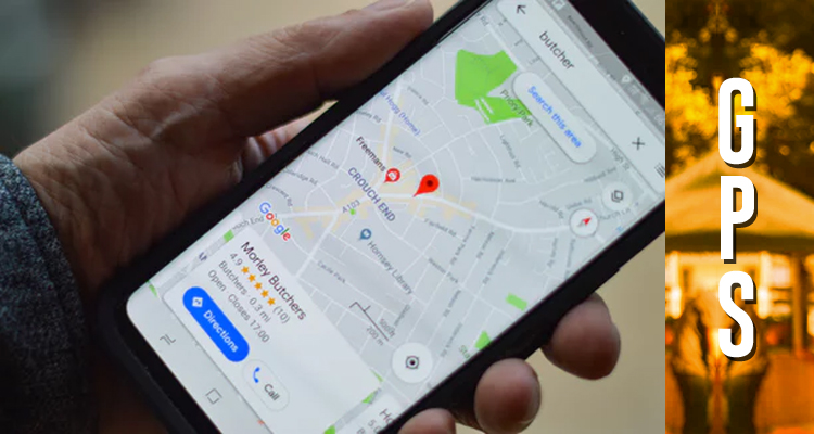 Aplicaciones para GPS