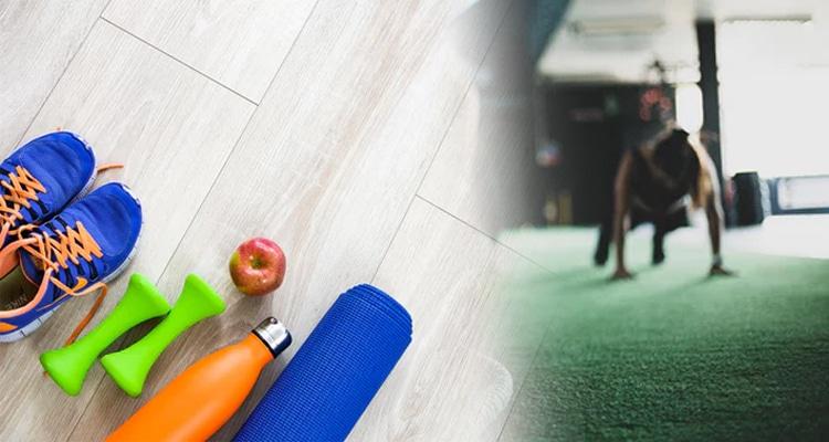 Aplicaciones para ejercicios en casa