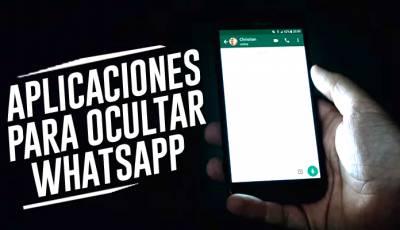 Las mejores aplicaciones para ocultar conversaciones de whatsapp