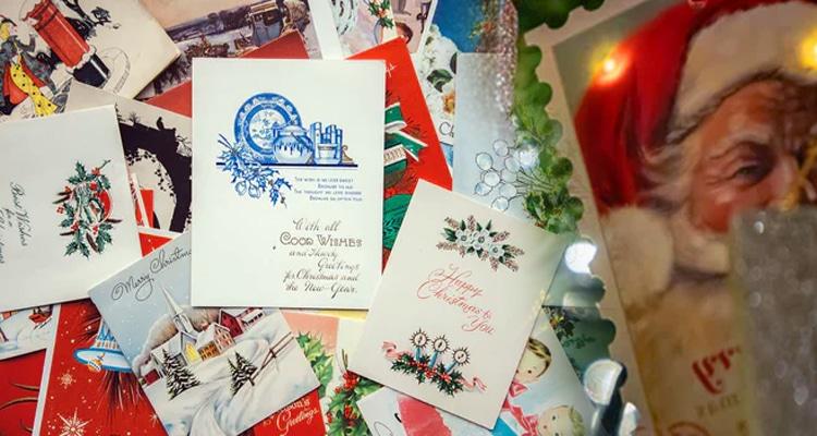 Aplicaciones para tarjetas de navidad