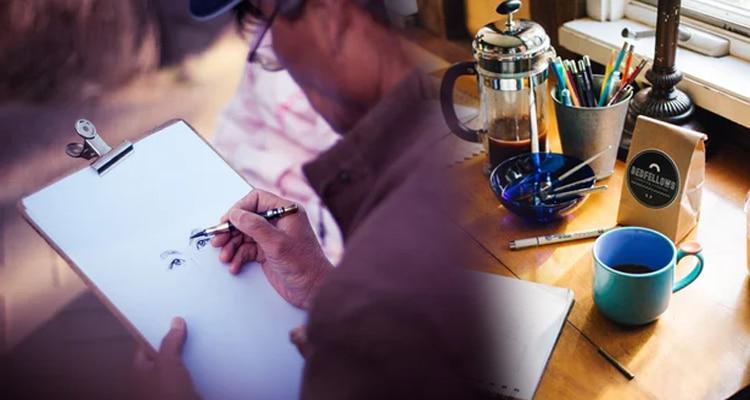 Aplicaciones para hacer una foto en dibujo