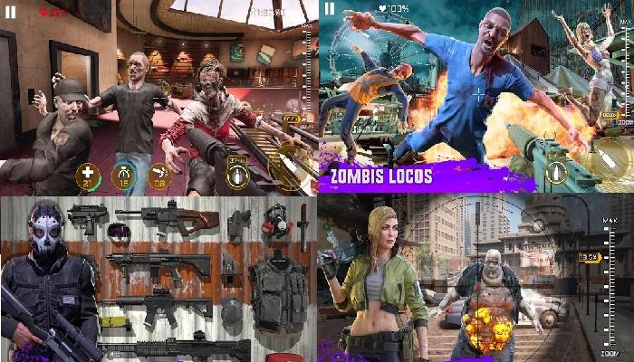 Aplicaciones De Juegos De Zombies