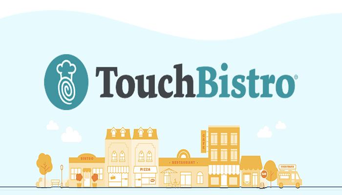 touchbistro-social para restaurantes