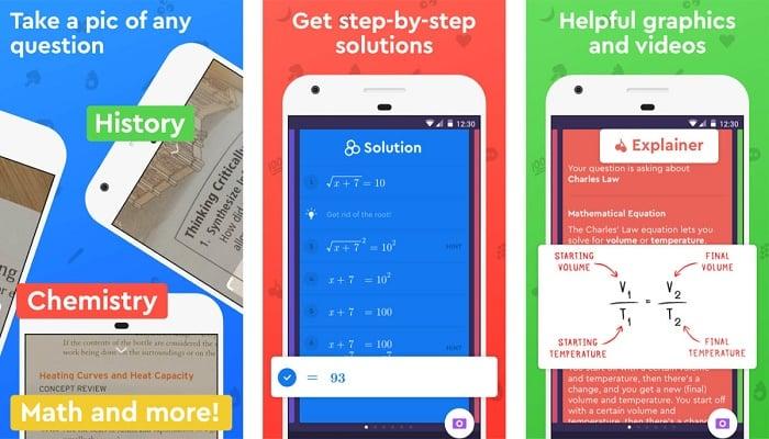 Aplicación de Android opciones binarias