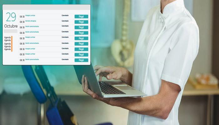 Los mejores software para fisioterapeutas