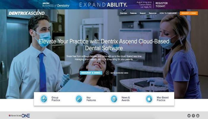 Dentrix-Ascend-Software