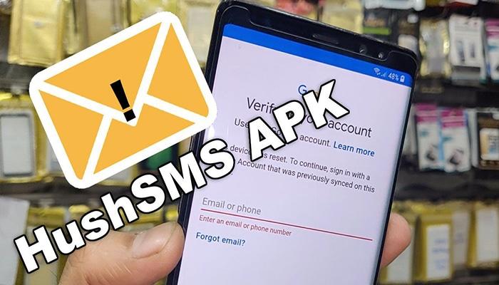 HushSMS APK software