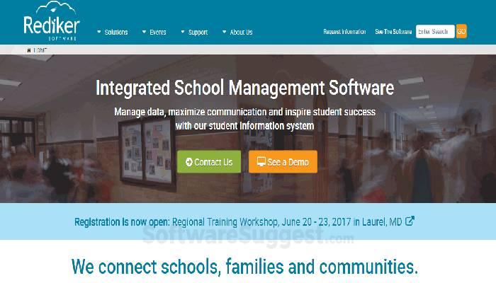 Rediker software para academias