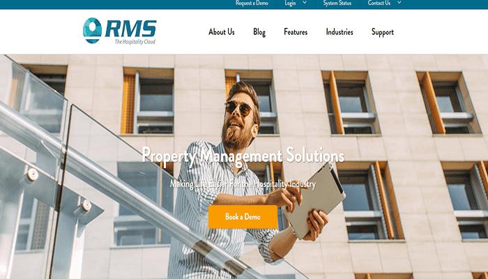 rms software para hostelería