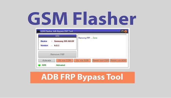 Bypass GSM FRP