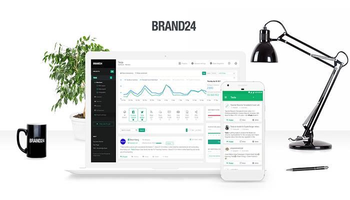 Software Para Asesorías Brand24