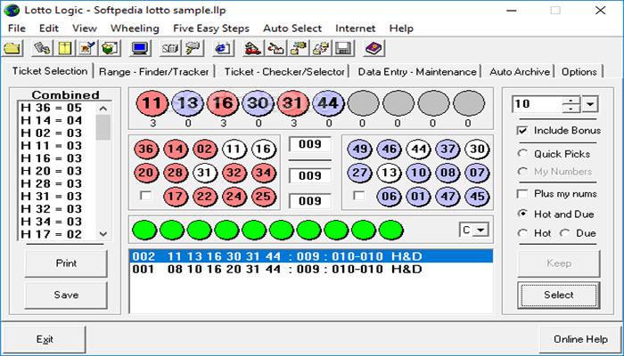 Lotto-Logic-Software