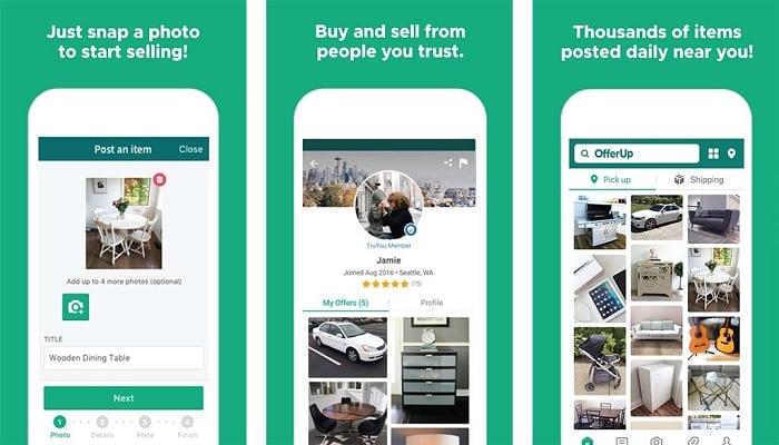 Aplicaciones Para Vender Cosas