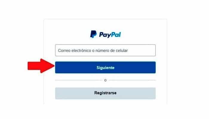 """Haz clic en """"Siguiente"""""""