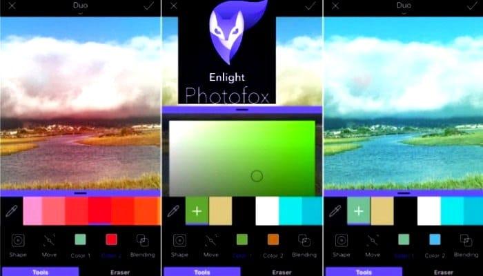 Enlight Photo fox