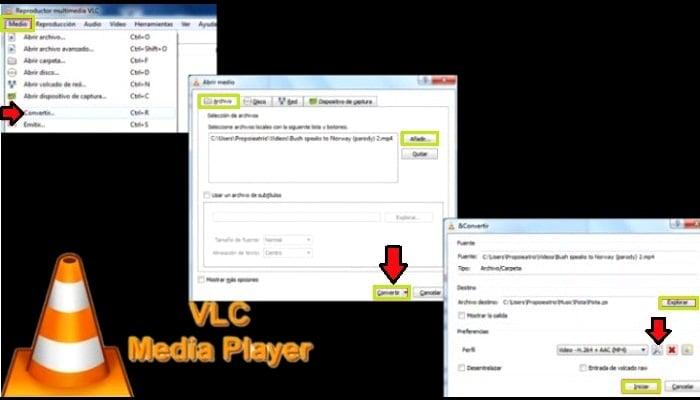 Programa VLC