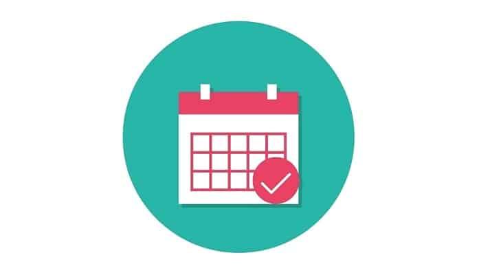 Exportar Calendarios